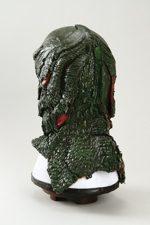 801: Creature from the Black Lagoon Gill Man mask - 7