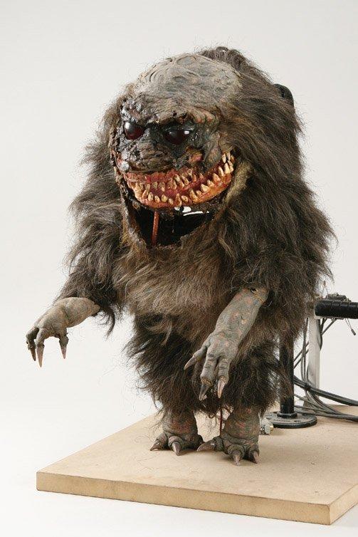 816: Hero Krite animatronic puppet from Critters 3 & 4