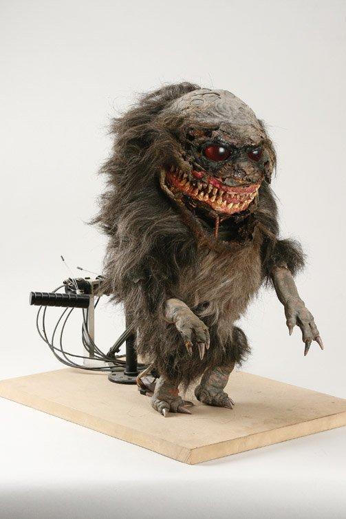 816: Hero Krite animatronic puppet from Critters 3 & 4 - 4
