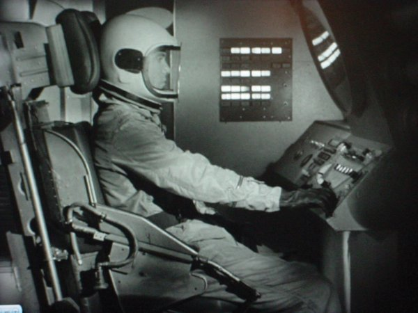 832: Spaceship panels & components used by Adam West - 5