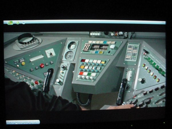 832: Spaceship panels & components used by Adam West - 6