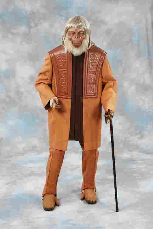 834: Dr. Zaius costume from The Planet of the Apes