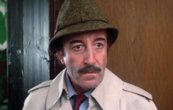 848: Peter Sellers Inspector Clousseau hat and raincoat - 3