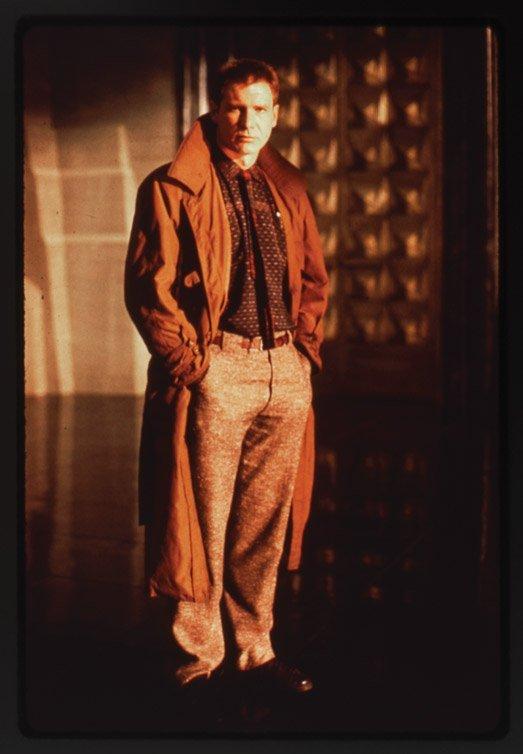 877: Harrison Ford Voight Kampff costume - Blade Runner - 5