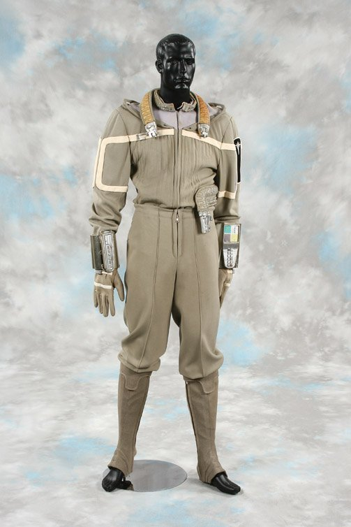 890: Spacesuit costume from The Last Starfighter