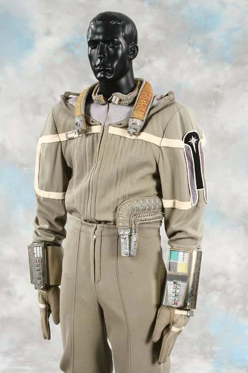 890: Spacesuit costume from The Last Starfighter - 2