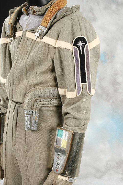 890: Spacesuit costume from The Last Starfighter - 4