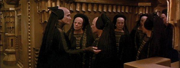 891: Bene Gesserit dress from Dune - 2