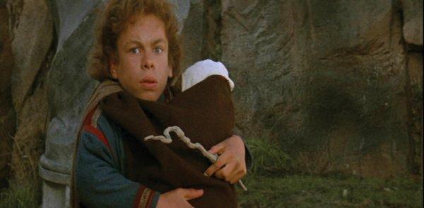 903: Warwick Davis Willow Ufgood sorcerer's wand - 2