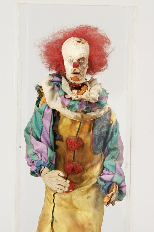 914: Tim Curry Pennywise armature puppet from It - 3
