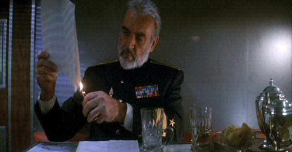 915: Sean Connery costume from The Hunt for Red October - 5