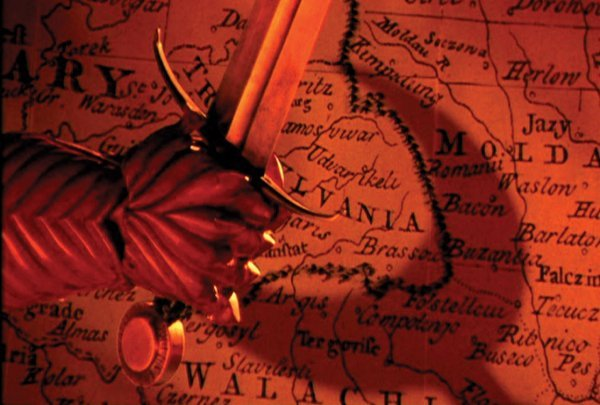 925: Gary Oldman sword & scabbard Bram Stoker's Dracula - 2