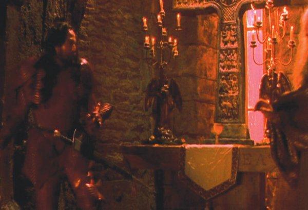 925: Gary Oldman sword & scabbard Bram Stoker's Dracula - 3