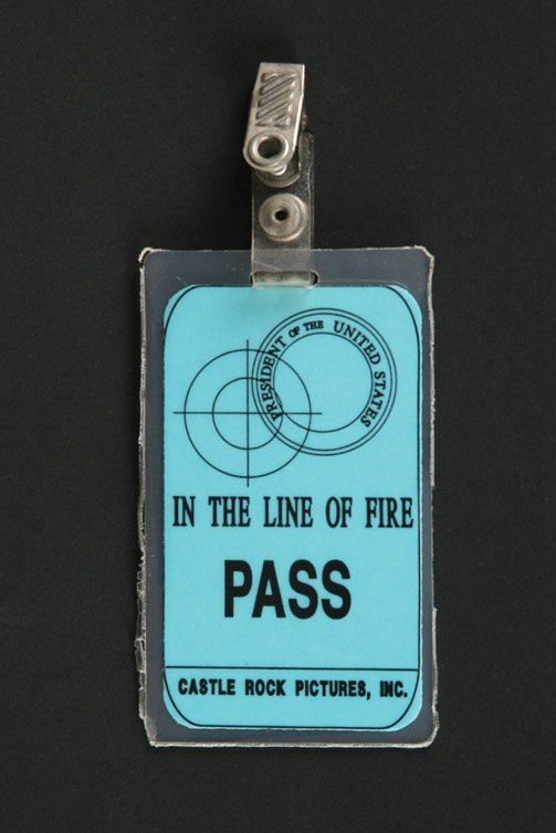 931: John Malkovich improvised gun In the Line of Fire - 4