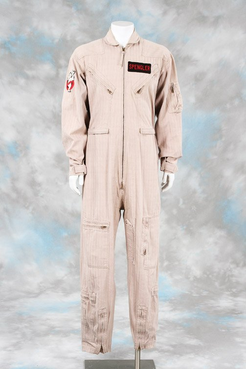 951: Harold Ramis Spengler jumpsuit from Ghostbuster II