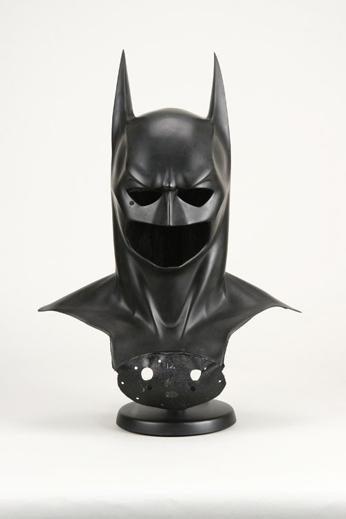 953: Val Kilmer Panther cowl from Batman Forever