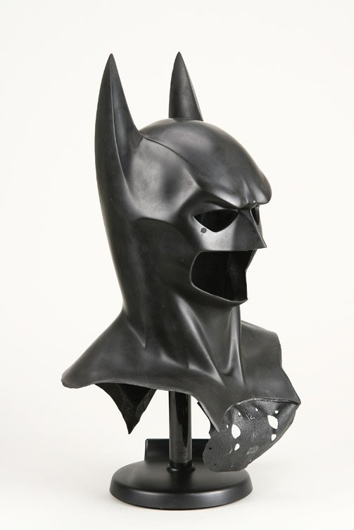 953: Val Kilmer Panther cowl from Batman Forever - 2
