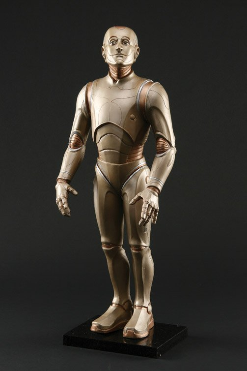 966: Andrew maquette from Bicentennial Man