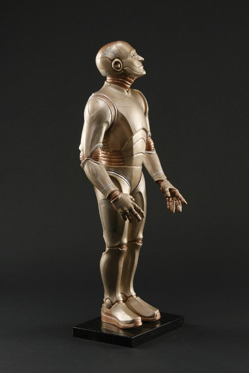 966: Andrew maquette from Bicentennial Man - 2