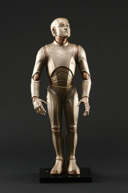 966: Andrew maquette from Bicentennial Man - 3