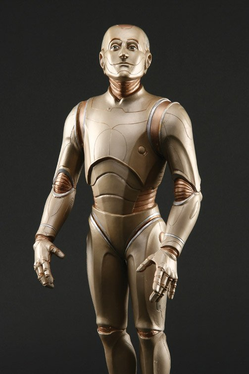 966: Andrew maquette from Bicentennial Man - 4