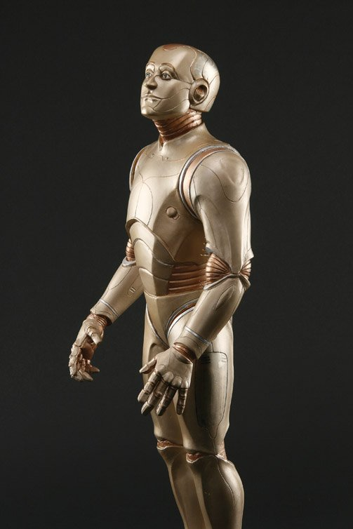 966: Andrew maquette from Bicentennial Man - 5