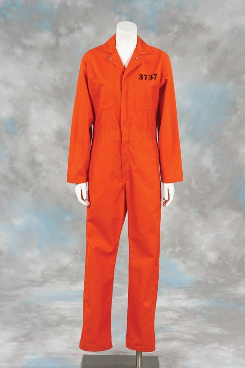 980: Shannon Elizabeth prison jumpsuit Jay & Silent Bob