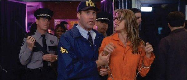 980: Shannon Elizabeth prison jumpsuit Jay & Silent Bob - 2