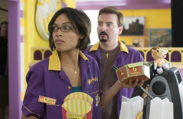 1000: Rosario Dawson screen-used costume from Clerks II - 5