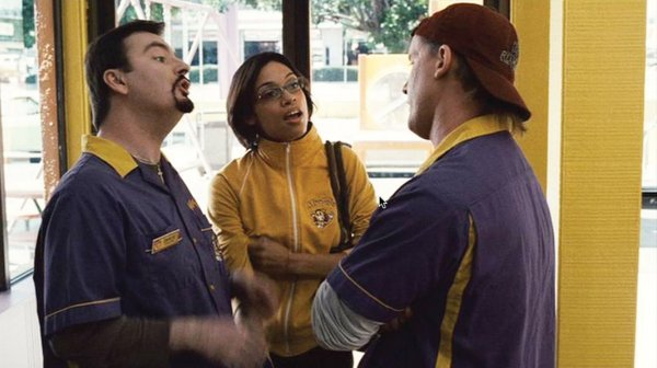 1000: Rosario Dawson screen-used costume from Clerks II - 6