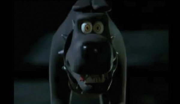 1007: Original screen-used guard dog from Chicken Run - 4