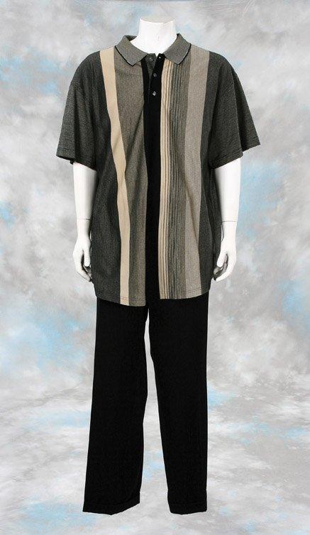 1008: James Gandolfini Tony Soprano shirt and pants - 2