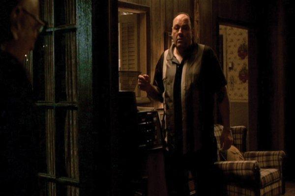 1008: James Gandolfini Tony Soprano shirt and pants - 3