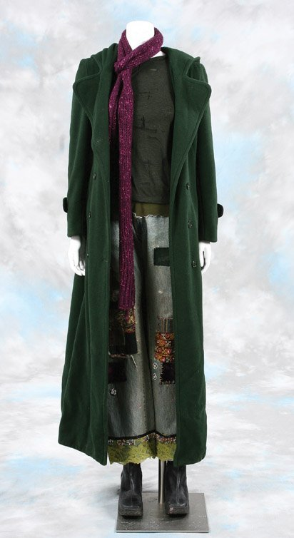 1013: Anna Paquin Rogue costume from X-Men
