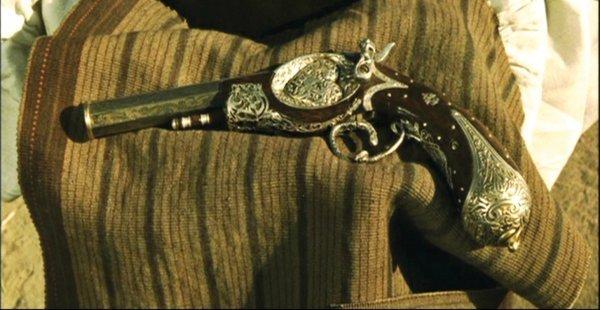 1020: Brad Pitt Jerry Welbach hero gun from The Mexican - 5