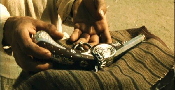 1020: Brad Pitt Jerry Welbach hero gun from The Mexican - 6