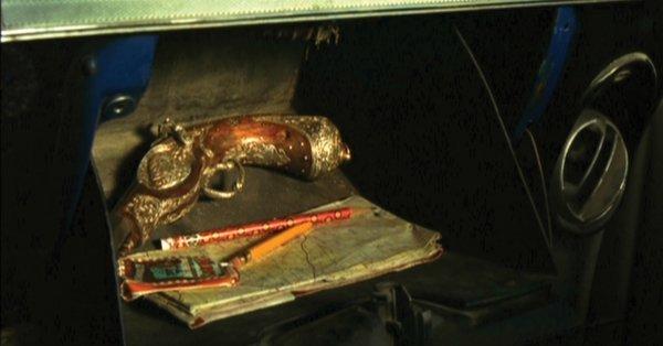 1020: Brad Pitt Jerry Welbach hero gun from The Mexican - 7