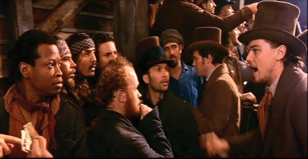 1024: Di Caprio & Day-Lewis top hats Gangs of New York - 10