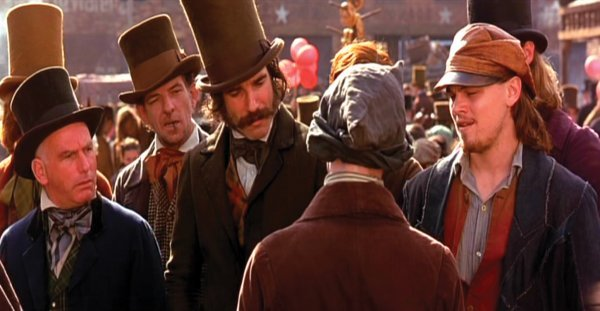 1024: Di Caprio & Day-Lewis top hats Gangs of New York - 8