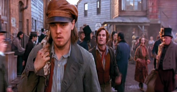 1024: Di Caprio & Day-Lewis top hats Gangs of New York - 9