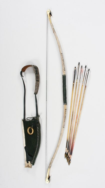 1031: Orlando Bloom Paris bow and arrows from Troy