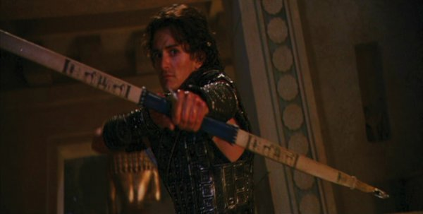 1031: Orlando Bloom Paris bow and arrows from Troy - 3