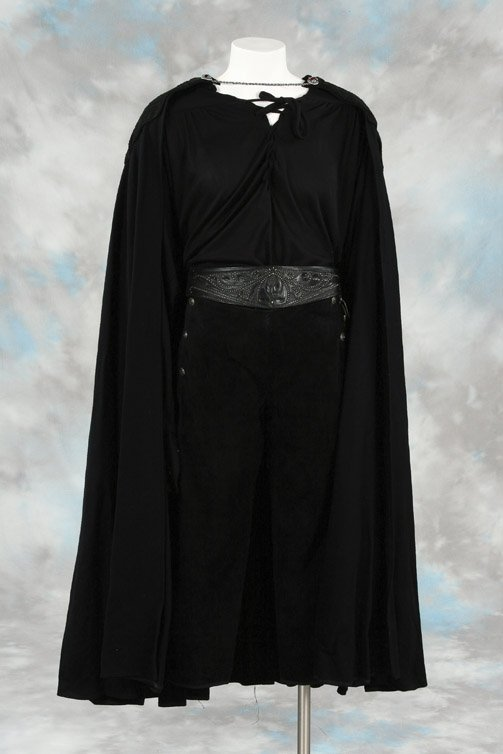 1034: Antonio Banderas costume from The Legend of Zorro
