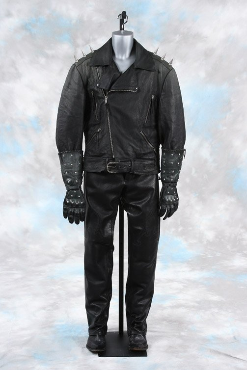 1038: Nicolas Cage Ghost Rider leather suit