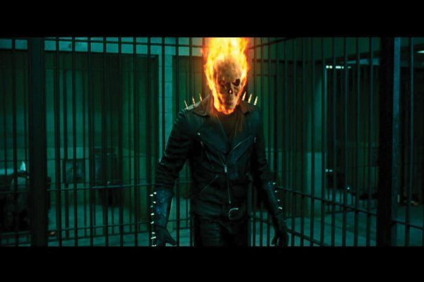 1038: Nicolas Cage Ghost Rider leather suit - 4