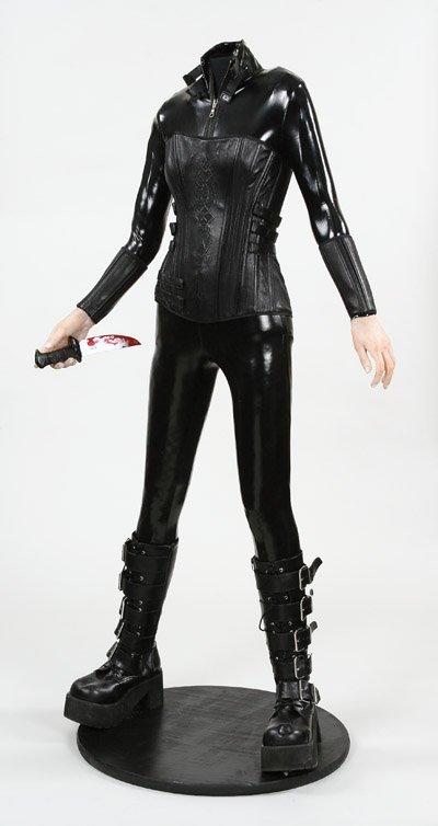 1044: Kate Beckinsale costume from Underworld Evolution