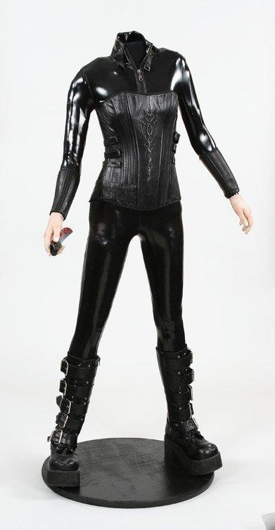 1044: Kate Beckinsale costume from Underworld Evolution - 2