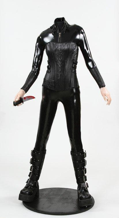 1044: Kate Beckinsale costume from Underworld Evolution - 3