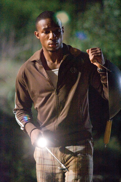 1056: Hero Lawrence metal fire poker - Friday the 13th - 3
