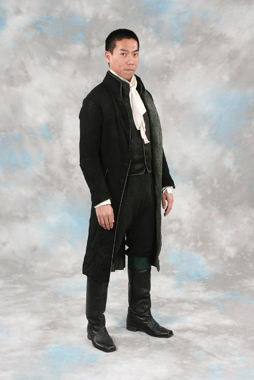 1107: Depp & Ricci complete costumes from Sleepy Hollow